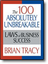 Thumbnail image for 100 Unbreakable Laws of Business Success – audio
