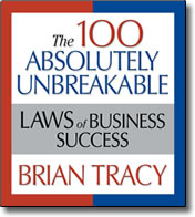 Post image for 100 Unbreakable Laws of Business Success – audio