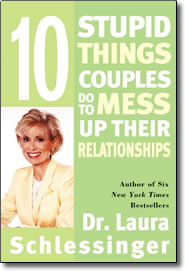Post image for 10 Stupid Things Couples Do to Mess Up Their Lives – book