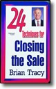 Thumbnail image for 24 Techniques for Closing the Sale – DVD