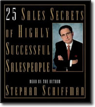 Post image for 25 Sales Secrets of Successful Salespeople – audio