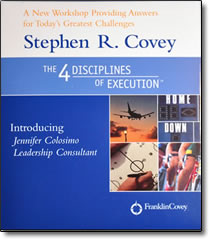 4 Disciplines of Execution - audio