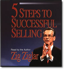 5 Steps to Successful Selling - audio