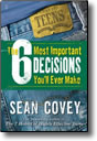 6 Most Important Decisions You'll Ever Make - book