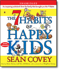 Post image for 7 Habits of Happy KIDS – audio
