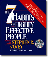 The 7 Habits of Highly Effective People - audio