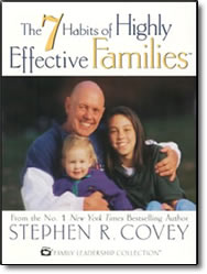 Post image for 7 Habits of Highly Effective Families – audio