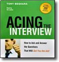 Acing the Interview - audio