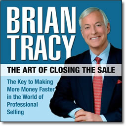 The Art of Closing the Sale - audio