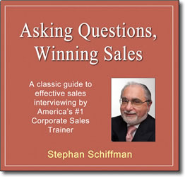Asking Questions, Winning Sales