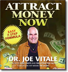 Attract Money Now - audio