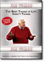Best Things in Life Aren't Things - DVD