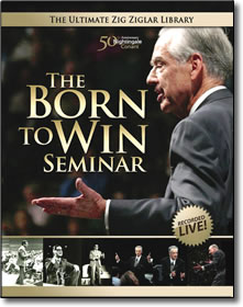 Born to Win Seminar Library by Zig Ziglar