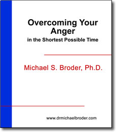 Overcoming Your Anger