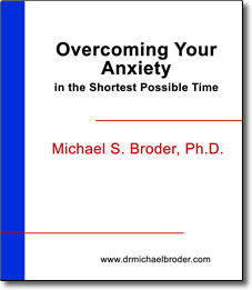 Overcoming Your Anxiety