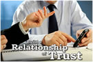 Build a Relationship of Trust
