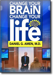 Change Your Brain Change Your Life - DVD