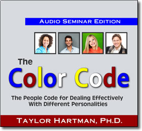 graphic relating to Printable Color Code Personality Test named The Colour Code tunes seminar by way of Taylor Hartman price cut
