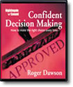 ConfidentDecisionMaking