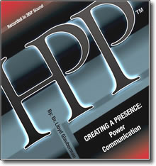 Creating a Presence: Power Communication HPP