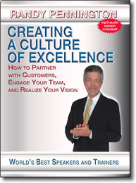 Creating a Culture of Excellence - DVD