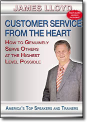 Customer Service From the Heart - DVD
