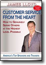 Customer Service From the Heart DVD