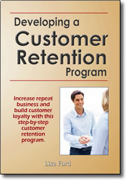 Developing a Customer Retention Program - DVD