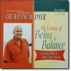 The Essence of Being in Balance - audio