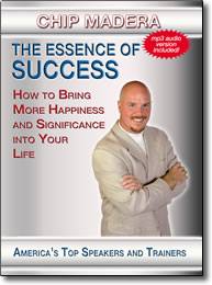 The Essence of Success - DVD