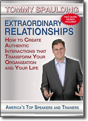 Extraordinary Relationships - DVD