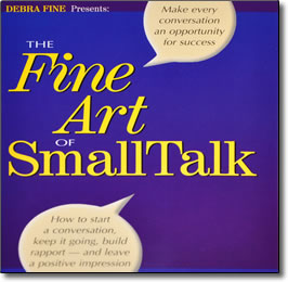 The Fine Art of Small Talk - audio