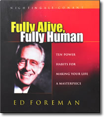 Fully Alive Fully Human - audio