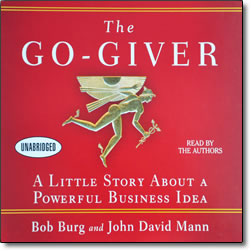 Go-Giver - audio