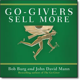 Go-Givers Sell More - audio