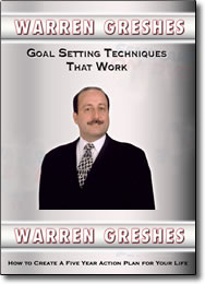 Goal Setting Techniques That Work - DVD