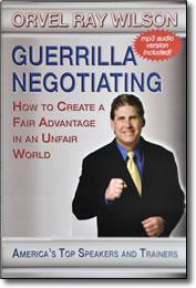 Guerrilla Negotiating - DVD