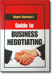 Guide to Business Negotiating