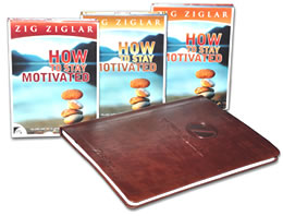 How to Stay Motivated - audio package