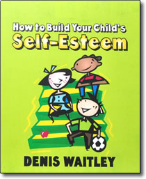 How to Build your Child's Self-Esteem