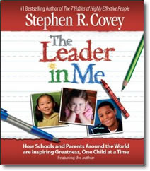 Leader In Me - Unabridged - audio