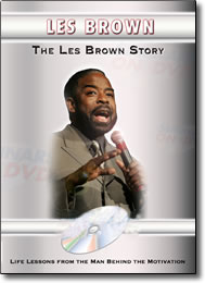 Les Brown Story - DVD