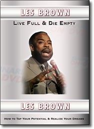 Live Full Die Empty - DVD