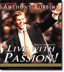 Live With Passion! - audio