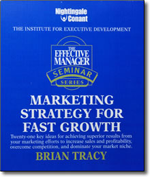 Marketing Strategy for Fast Growth