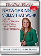 Networking Skills That Work
