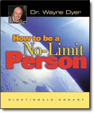How to Be a No-Limit Person - audio