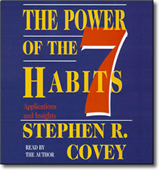 The Power of the 7 Habits - audio