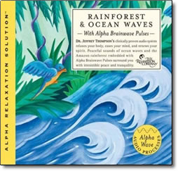 Rainforest & Ocean Waves - audio
