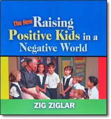 Raising Positive Kids in a Negative World - audio